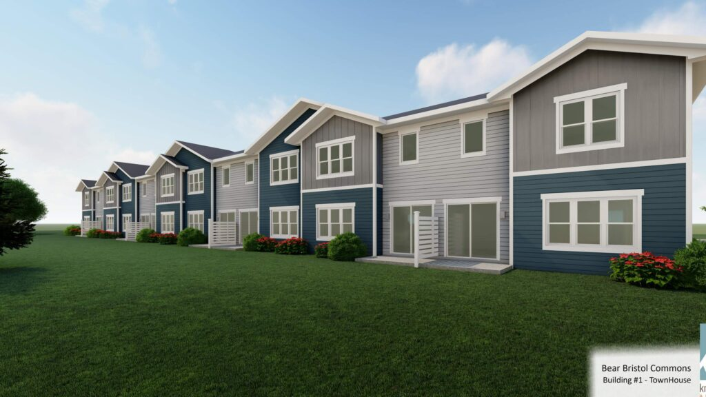 construction management associates, general contractors, bristol ridge apartments