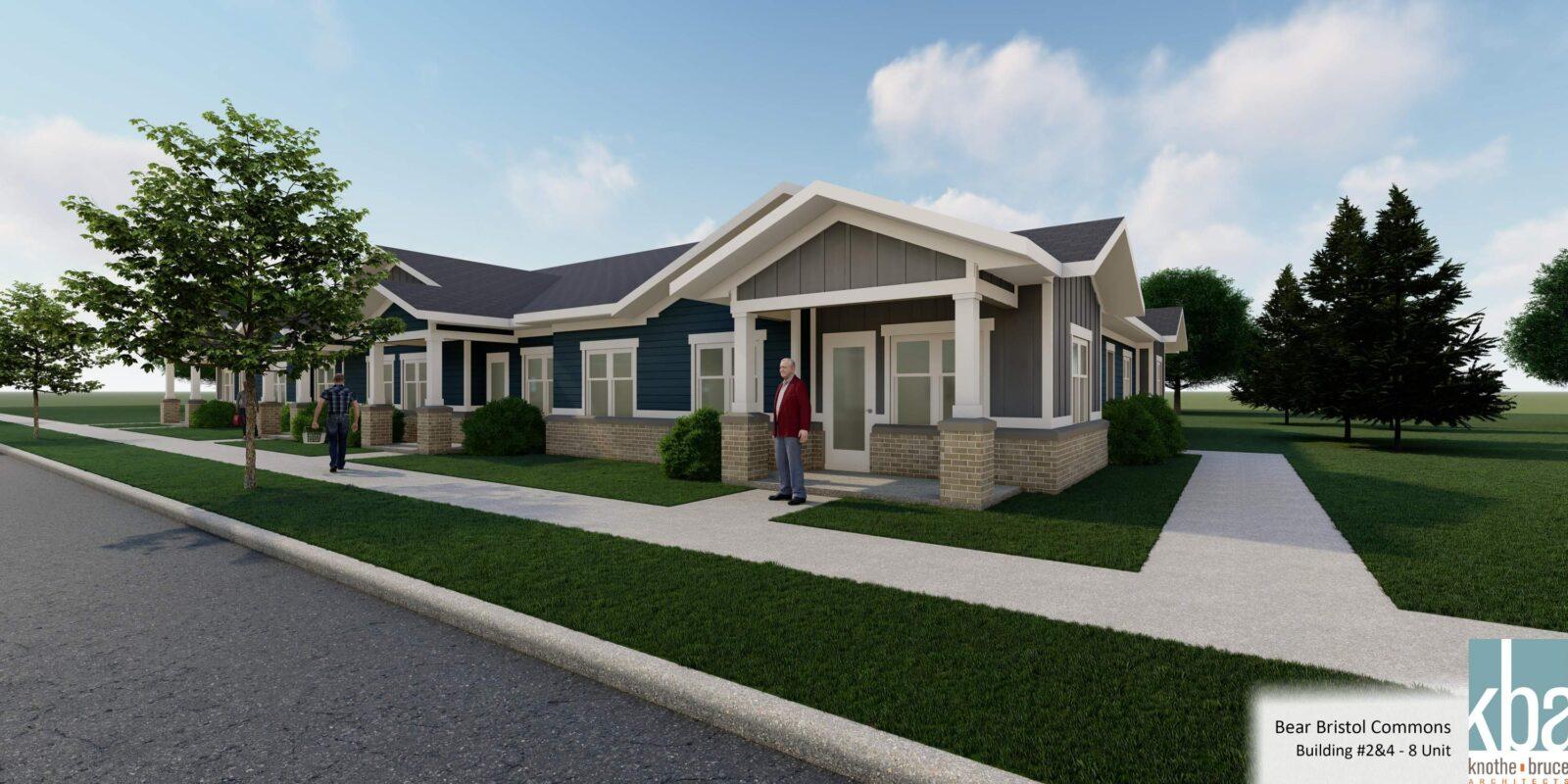 bristol ridge apartments, construction management associates, general contractors