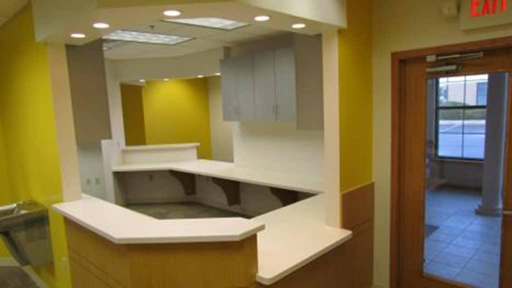 children's hospital of wisconsin, construction management associates, general contractors