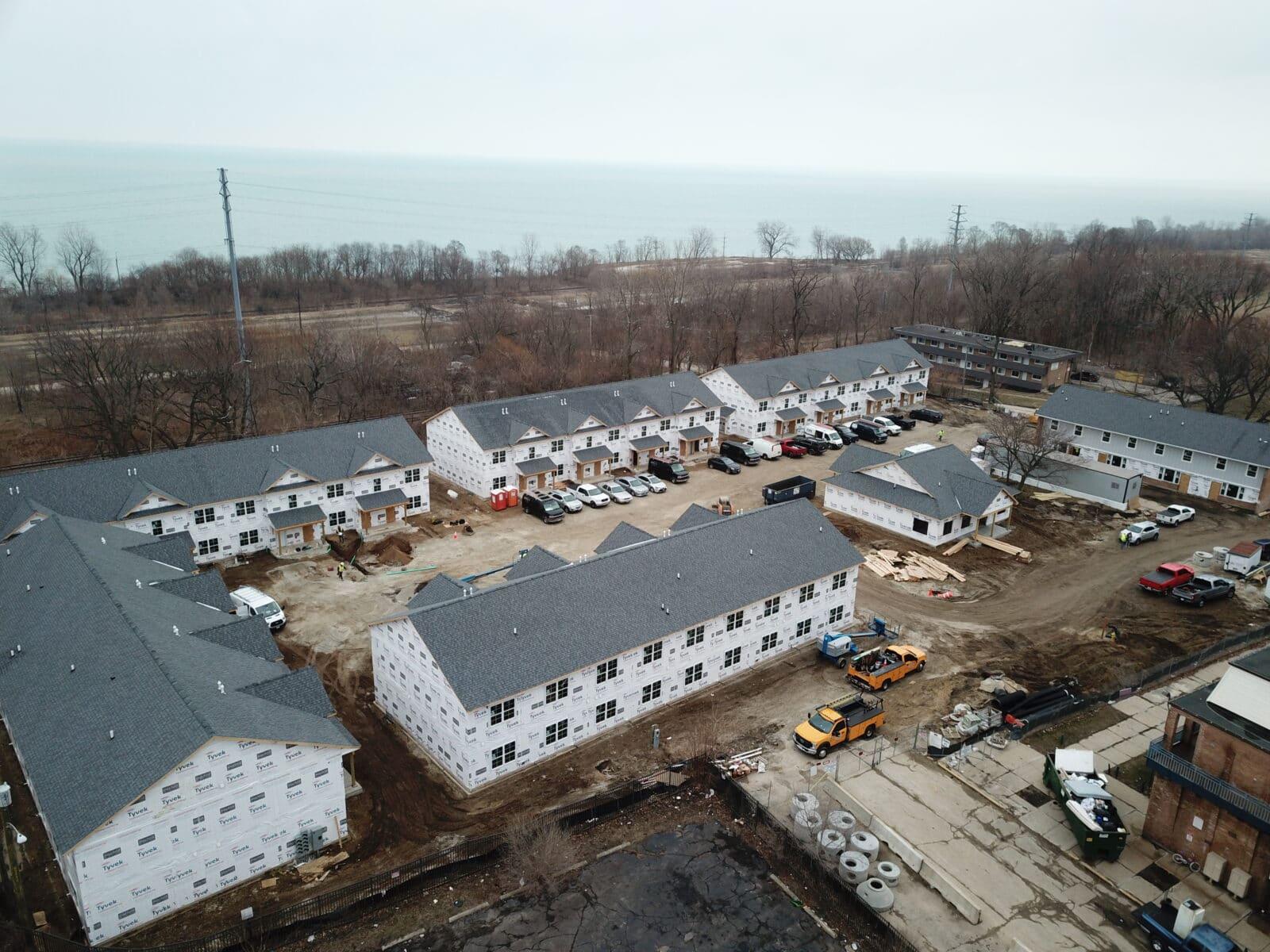 barwell manor, construction management associates, general contractors
