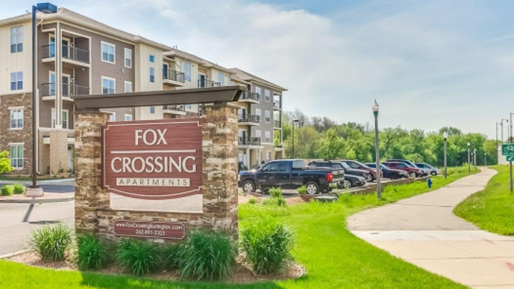 construction management associates, general contractors, fox crossing apartments phase 2