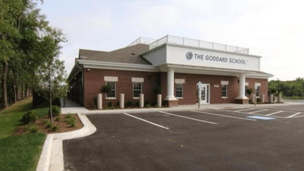 goddard school, construction management associates, general contractors