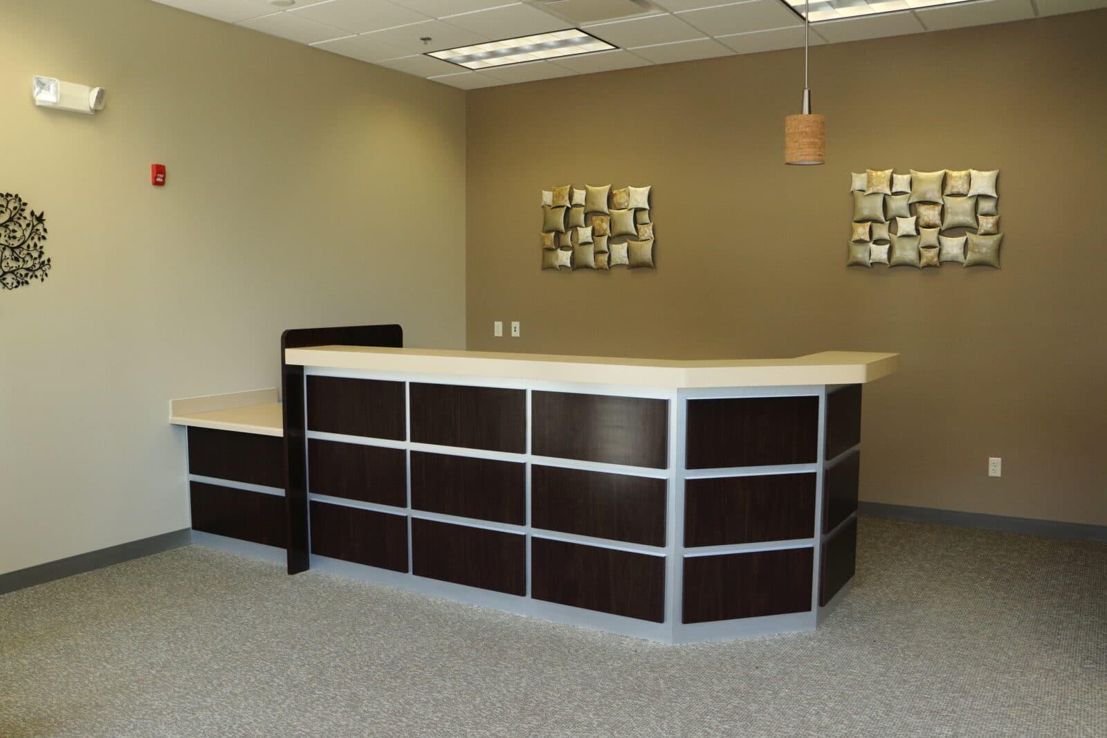 Dermatology Associates of Wisconsin, construction management associates, general contractors
