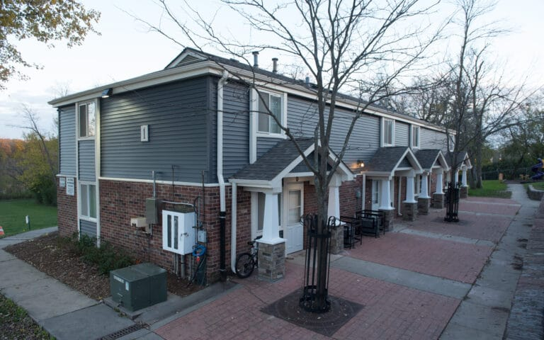 River's Edge Townhomes