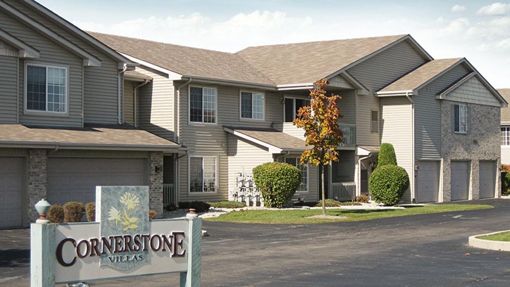 cornerstone villas, construction management associates, general contractors