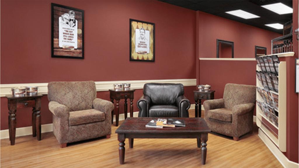 construction management associates, general contractors, The Barbershop