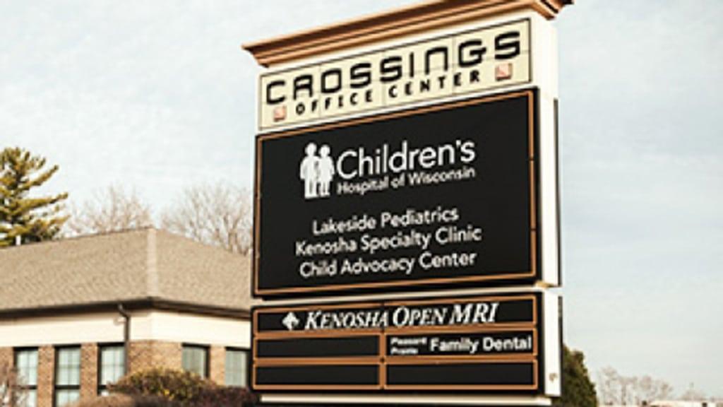 crossings office center, construction management associates, general contractors